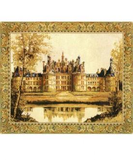 ПАННО CHATEAU DE CHAMBORD - подарки от Uniflower