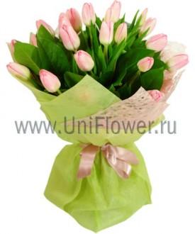 Букет тюльпанов «Сольвейг»