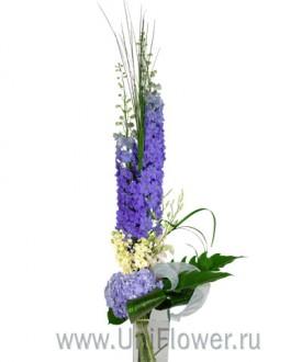 Жизель - букет из экзотических цветов