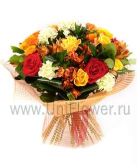 Букет роз «Магия цвета»