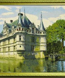 Замок Азаи - Доставка и заказ цветов - UniFlower