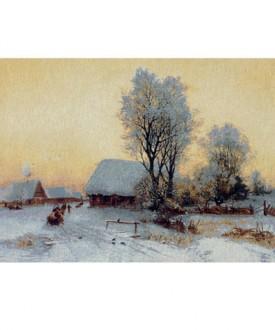 Русская зима - Доставка и заказ цветов - UniFlower