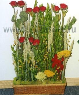 Итака - композиции из сухоцветов