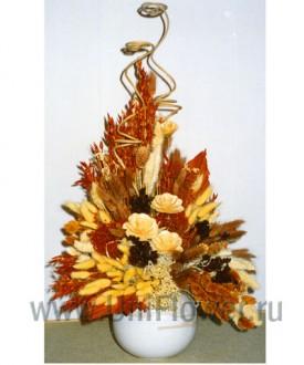 Садко - композиции из сухоцветов