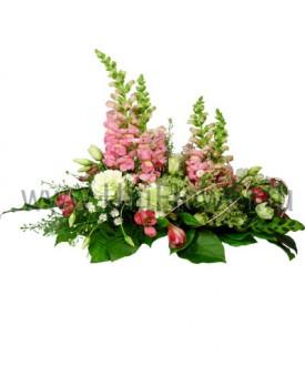 Элегия - букет из экзотических цветов
