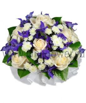№8 - букет невесты