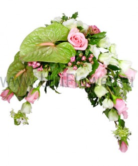 Букет невесты №14 - букет невесты