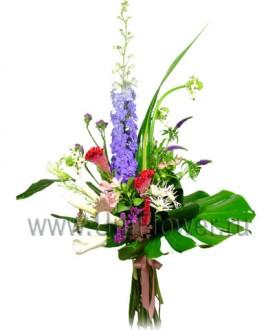 Ривьера - букет из экзотических цветов