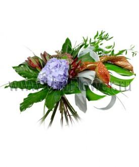 Орион - букет из экзотических цветов