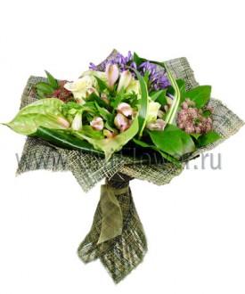 Лидер - букет из экзотических цветов