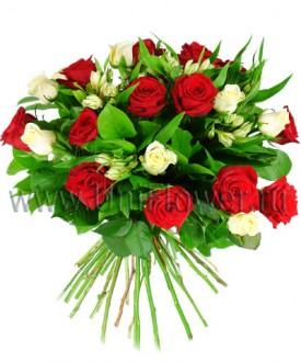 Букет роз «Скарлетт»