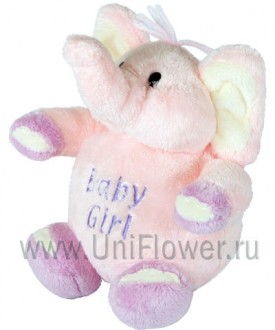 Слоник - девочка - подарки от Uniflower