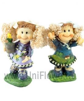 Девочки - подарки от Uniflower