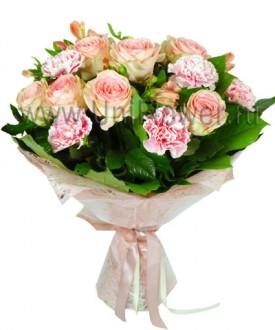 Букет роз «Романтика»