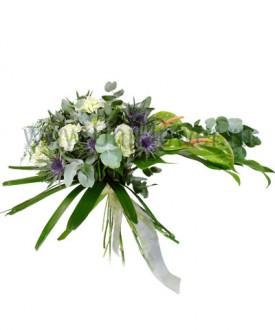 Одиссея - букет из экзотических цветов