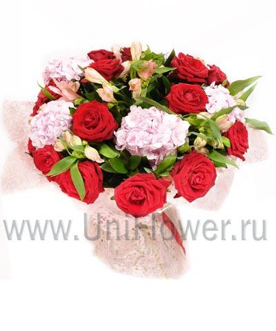 Букет роз «Фантазия»