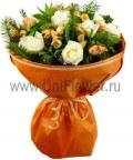 Букет роз «Сочельник»