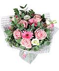 Букет роз «Аврора»