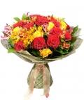 Бизнес-букет роз «Глориоза»